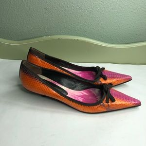 St. John shoes pumps heels women size 6B beautiful
